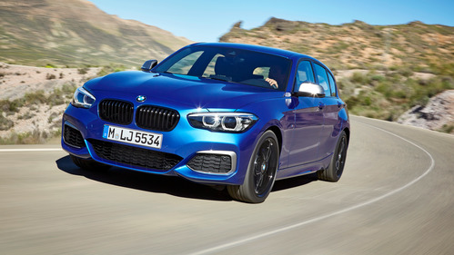 BMW 1 Series и 2 Series  обновились к 2018 модельному году.