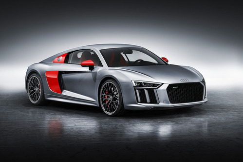 Audi представила спецверсию R8 Audi Sport Edition.Новости Am.ru
