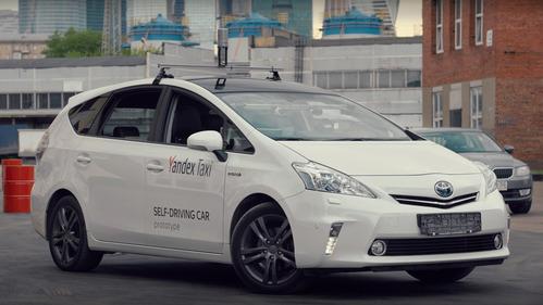 Яндекс создал беспилотный автомобиль – смотреть видео на Am.ru