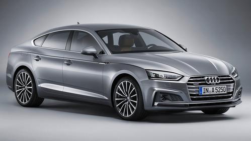 Рассекречены новые Audi A5 Sportback и S5 Sportback.