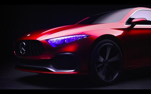 С помощью сегодняшнего видео изучаем в мельчайших деталях облик нового концепта Mercedes-Benz A Sedan, дающему представление о дизайне будущих компактных моделях с трёхлучевой звездой на капоте.