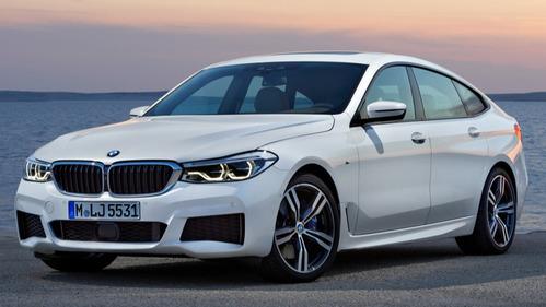 Объявлены цены на BMW 6 Series GT.