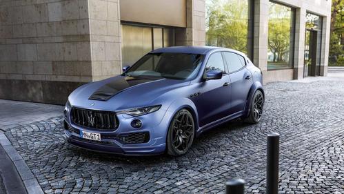 Официальные фотографии Novitec Maserati Levante Esteso - смотреть фото на Am.ru.