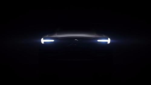 Что за невероятное купе с шильдиком XC приготовили в Volvo?