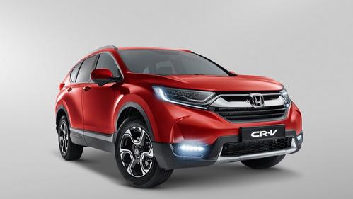 Стали известны российские комплектации Honda CR-V
