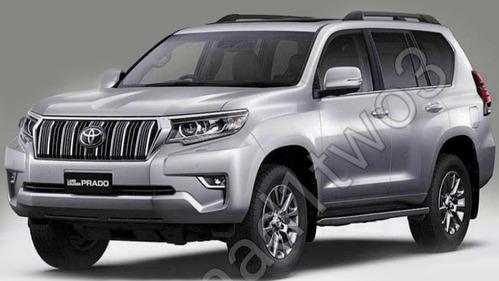 Обновлённый Toyota Land Cruiser Prado рассекретили в Сети.Новости Am.ru