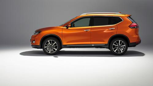 Nissan обновил  X-Trail для Европы.
