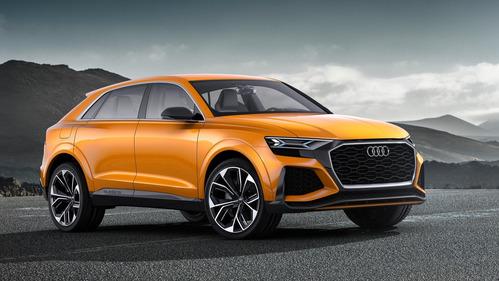 Официальные фотографии Audi Q8 Sport Concept – смотреть фото на Am.ru