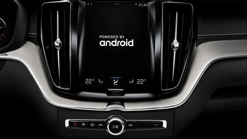Мультимедиа новых Volvo получит сервисы Google.