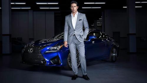 Lexus представил инновационные сиденья с