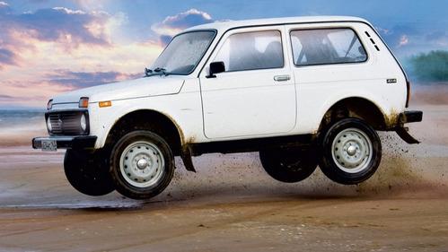 Помогаем выбрать подержанную Lada 4x4.