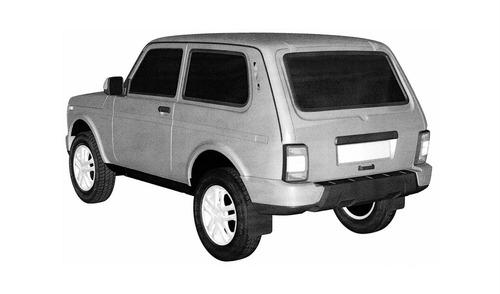 К 40-летию Lada 4x4 могут модернизировать.