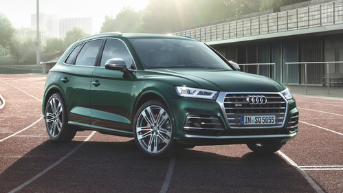 Открыт приём заявок на новую Audi SQ5.
