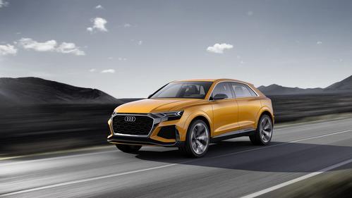 Audi Q4 и Q8 выйдут на рынок до 2020 года.