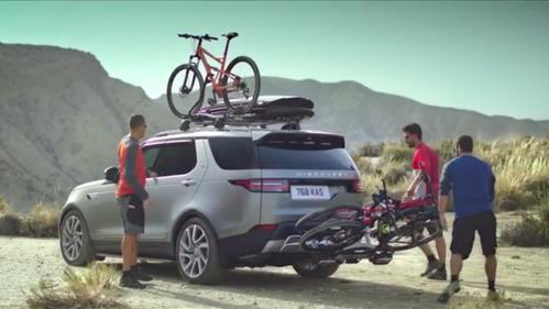 Знакомство с новым  Land Rover Discovery.