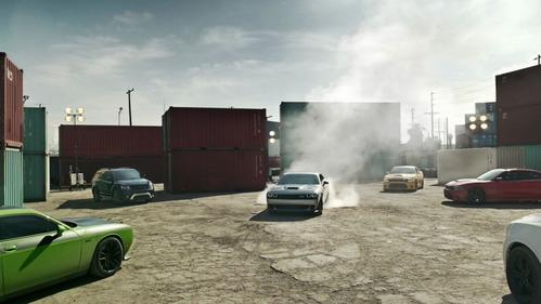Вин Дизель снялся в рекламе «заряженных» Dodge – смотреть видео на Am.ru