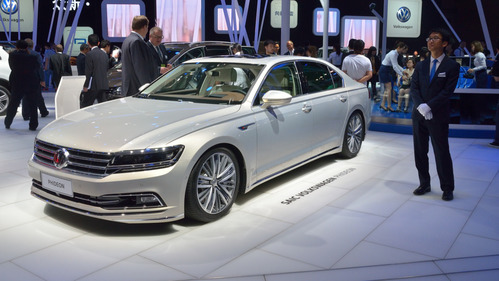 Обзор моделей Volkswagen для китайского рынка – читать и смотреть фото на Am.ru