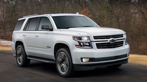 Chevrolet Tahoe RST получил V8 6.2.Новости Am.ru