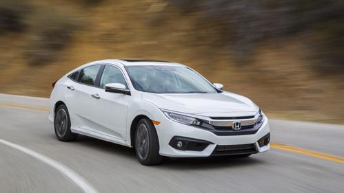 Honda Accord и Civic могут вернуться в Россию.Новости Am.ru