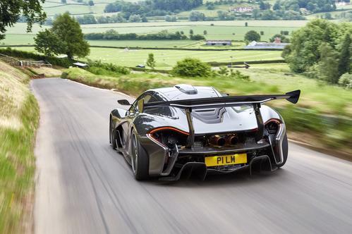 McLaren P1 обновил рекорд Нюрбургринга – смотреть видео на Am.ru