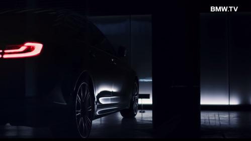 Первый видеотизер новой BMW 5-Series.