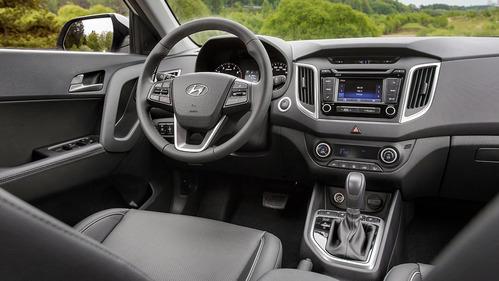 Официальные фотографии интерьера Hyundai Creta – смотреть фото на Am.ru