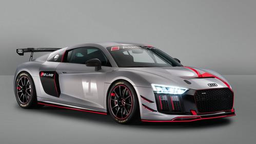 Audi представила гоночное купе R8 GT4.Новости Am.ru