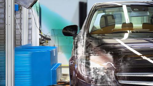 Mercedes-Benz будет использовать рентген на краш-тестах