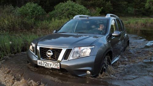 Nissan Terrano отзывают из-за неправильных рулей.Новости Am.ru