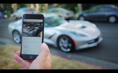 Приложение сделало смартфоны знатоками автомобилей.