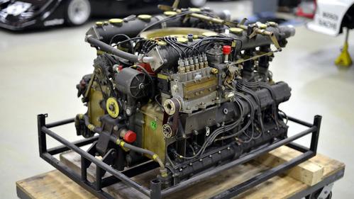 Обновление двигателя легендарного гоночного Porsche 917.