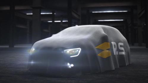 Renault показала видеотизер Megane RS нового поколения – смотреть видео на Am.ru