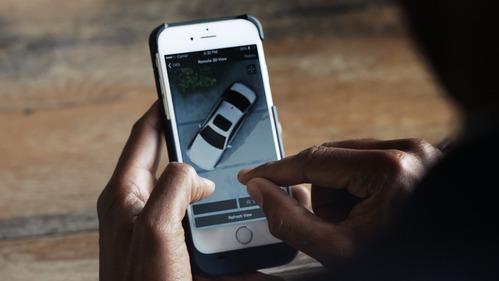 Видео новой функции для грядущей BMW 5 Series.