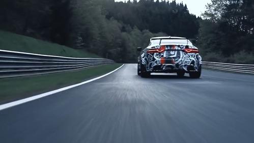 Сделай погромче и вздрогни от хищного рыка Jaguar XE SV Project 8.
