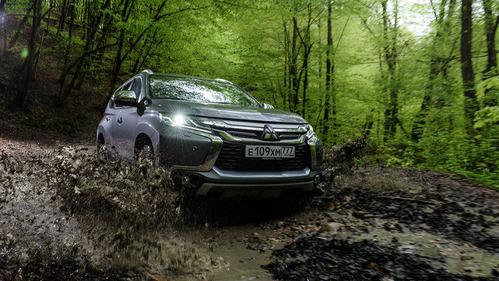 Mitsubishi Pajero Sport будут выпускать в Калуге.Новости Am.ru