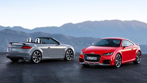 Audi TT RS дебютировала в Пекине.Новости Am.ru