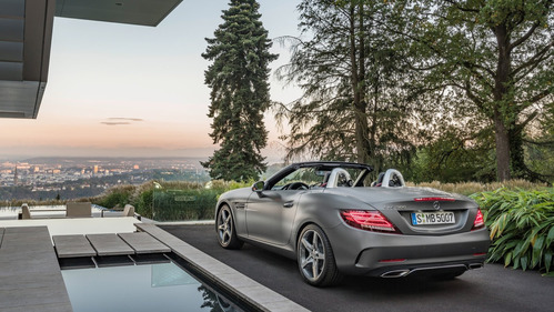 Mercedes-Benz SLC не получит преемника.
