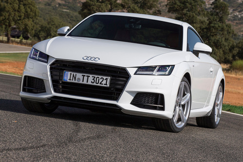 Дизельная Audi TT получила привод quattro.