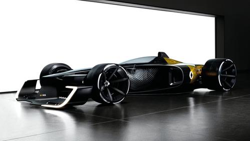 Фотогалерея Renault R.S. 2027 Vision Concept.