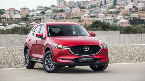 Названы все российские цены на Mazda CX-5.Новости Am.ru
