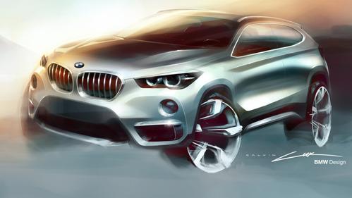 Сравнительный обзор первого и второго поколений BMW X1