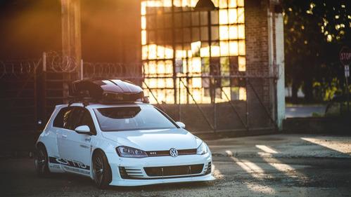 Официальные фотографии Volkswagen для тюнинг-фестиваля SOWO – смотреть фото на Am.ru