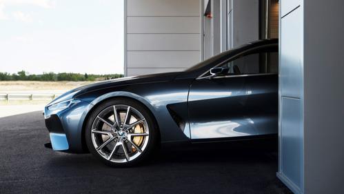 Фотогалерея BMW 8 Series Concept.