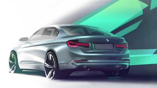 BMW покажет во Франкфурте конкурента Tesla Model 3.Новости Am.ru