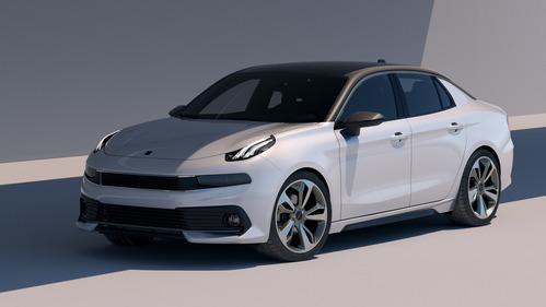 Бренд Lynk & Co покажет в Китае новый седан.