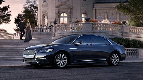 Lincoln предложит клиентам личного шофёра и тест-драйв на дому.Новости Am.ru