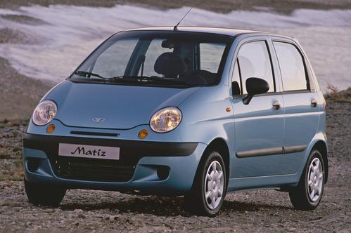 Daewoo Matiz убрали с российского рынка ради Ravon R2.