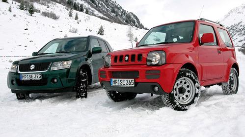 Подтверждена разработка новых поколений Suzuki Jimny и Grand Vitara.