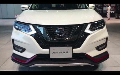 Видеознакомство с обвесом от NISMO для Nissan X-Trail.