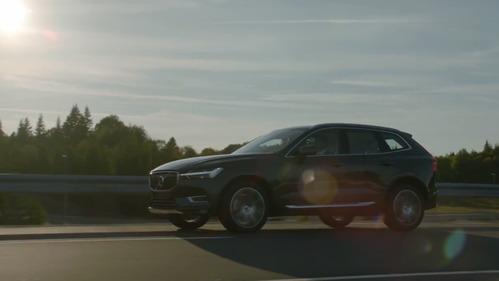 Видео нового Volvo XC60.